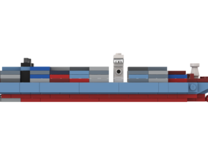 LEGO® Maersk Triple E-Class Container Ship MOC